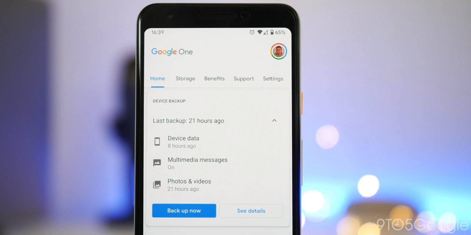 Backing Up Your Android Phone With Google