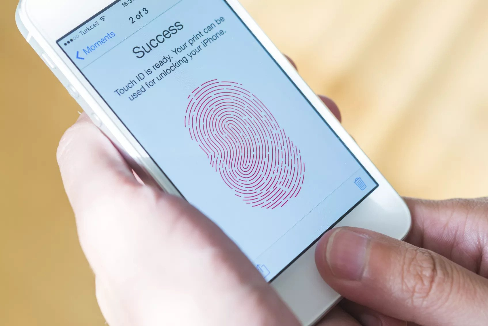 Use Touch ID Or Face ID On IPhone