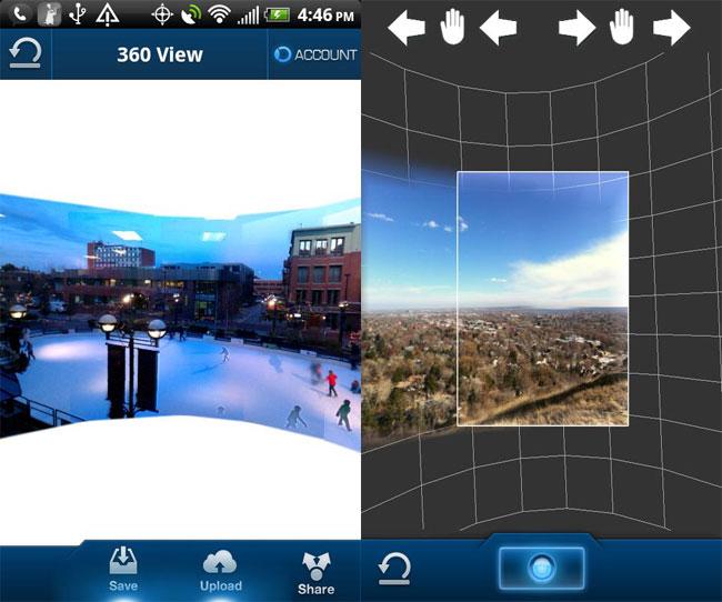 Panorama 360 Degree Image