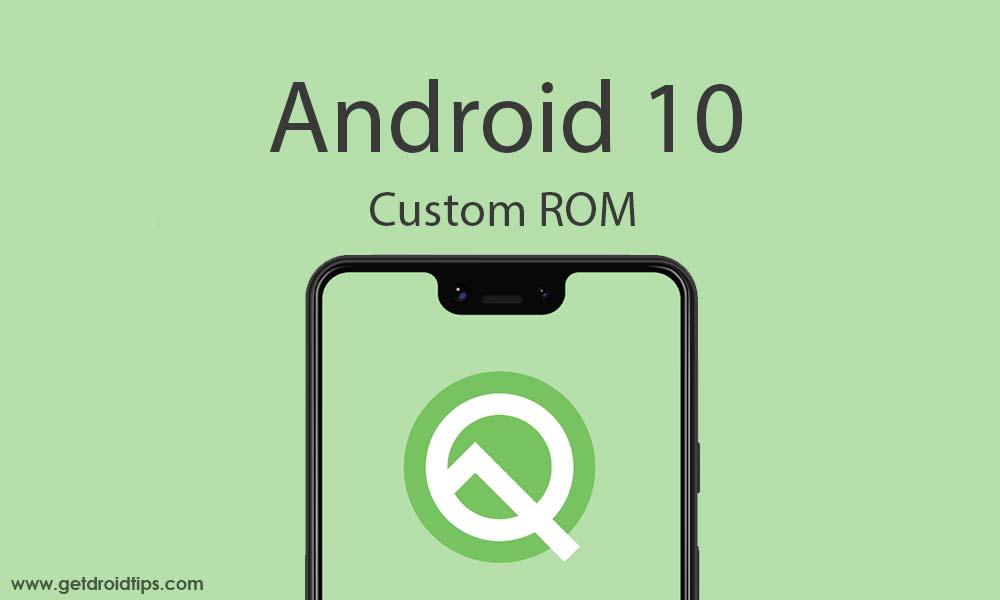 Introduce A Custom ROM