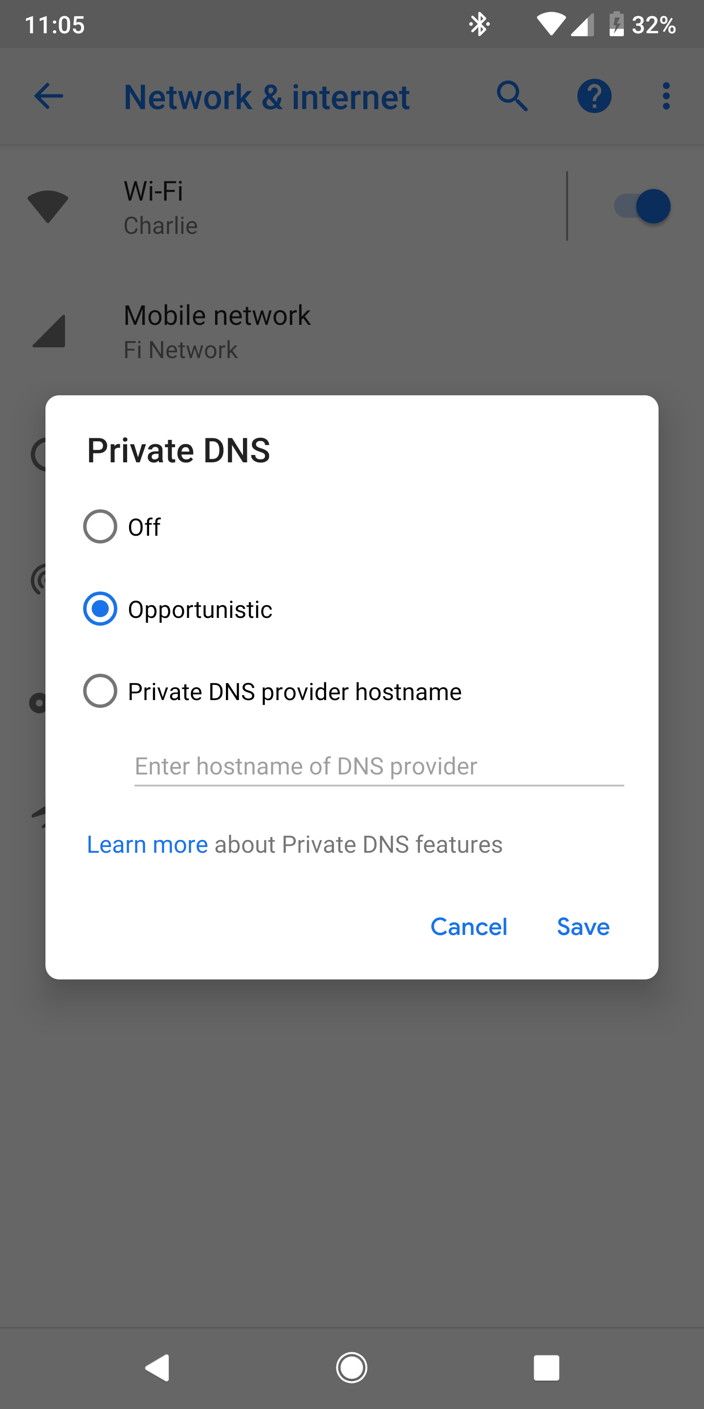 secure DNS Network And Internet