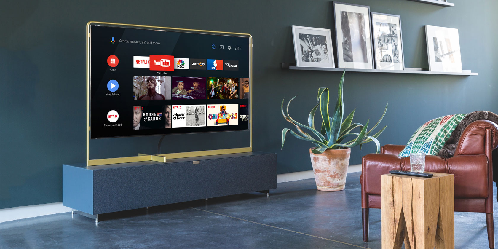 Android TV Versus Google Chrome Cast Side Loading
