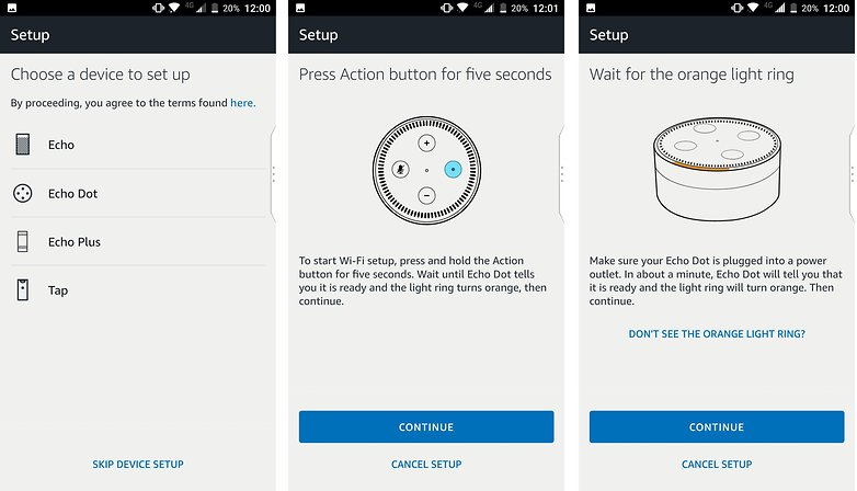 Setting Up Alexa App On Your Android Phone