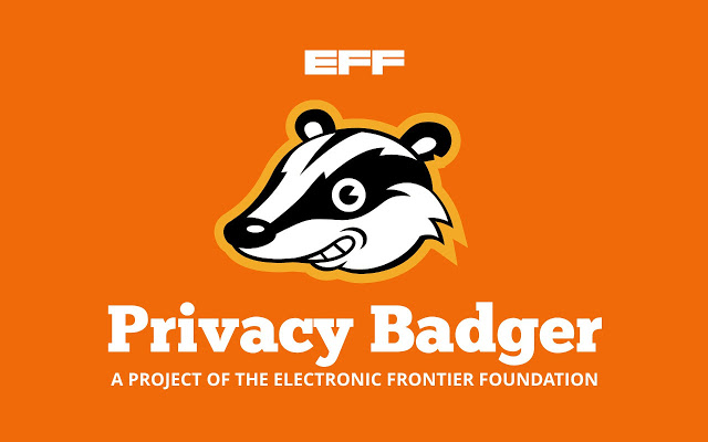 Chrome Extension Privacy Badger