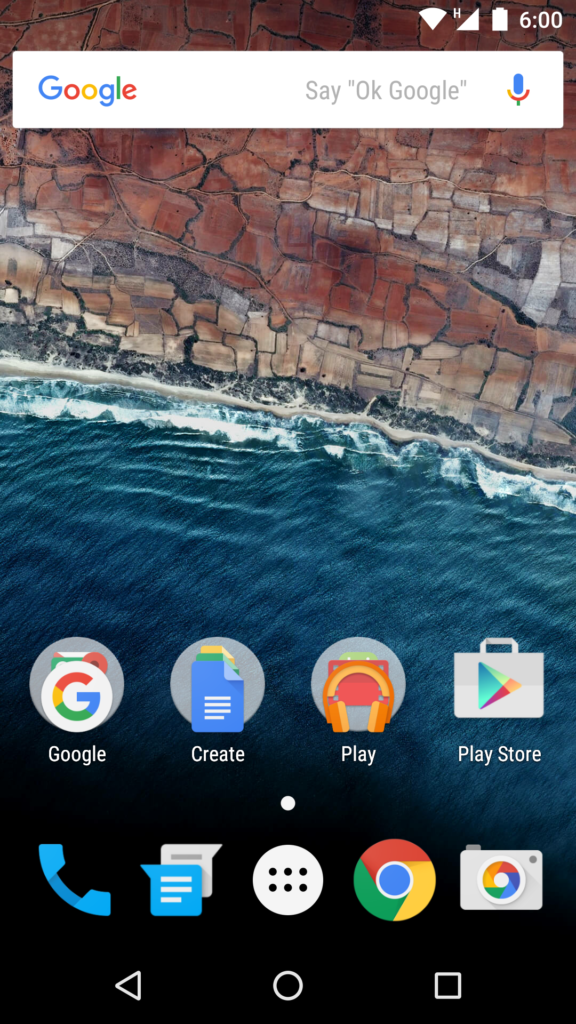 Android-Version 6.0