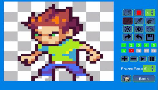 Pixel Animator