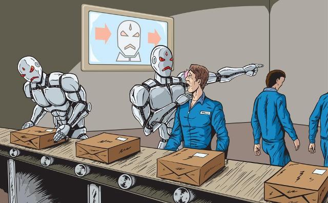 Will Machines Kill Humans?